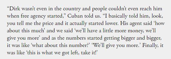 cuban-on-nowitzki-contract