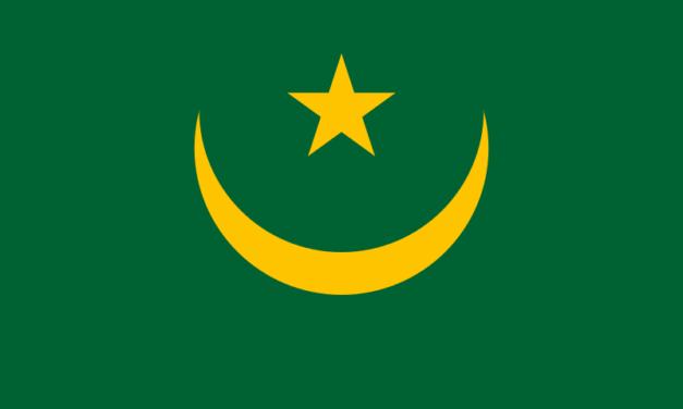 עצמאות שפל- מאוריטניה